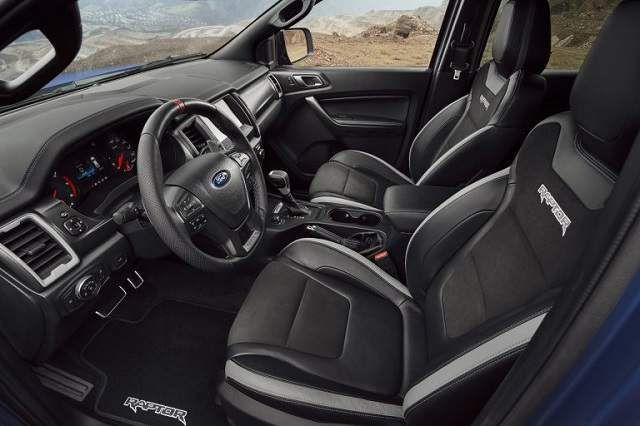 36++ Ford ranger 2019 rear seats trends