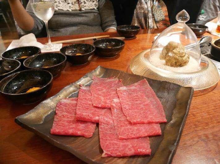 DJ TAROさんが推薦。2015年私の最高の牛すき焼き!