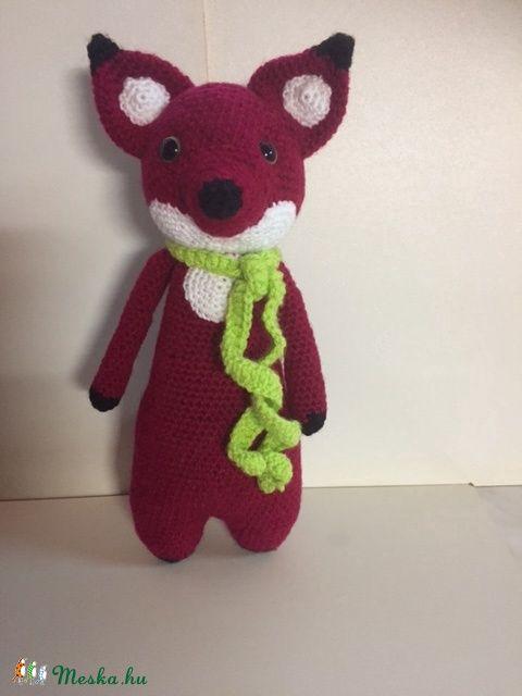 Brendon a vörös róka (mbrigitta87) - Meska.hu