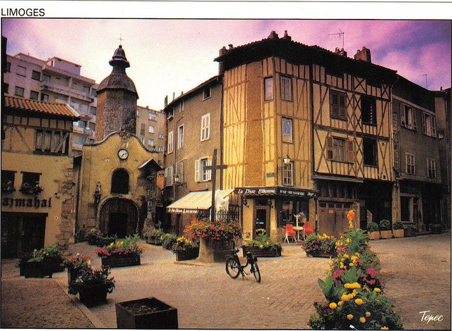 Limoges  #Limousin #architecture #France