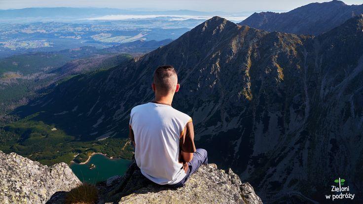On top of Koscielec