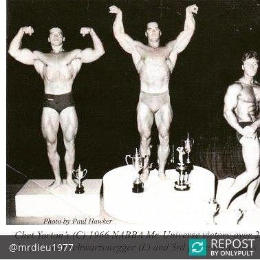 Repost @mrdieu1977  Chester Yorton winning with Arnold #nabba #ifbb #classic #bodybuilding #chest #back #biceps #abs #greek #gym #workout #training #70's #60's #80's #old #oldschool #goldenera #era #bodybuildingmotivation #oldschoolbodybuilding #aesthetic #bodybuildinglegend #Arnold #Schwarzenegger #Chester #Yorton http://vnat.ca/1seeN6z #ViralInNature