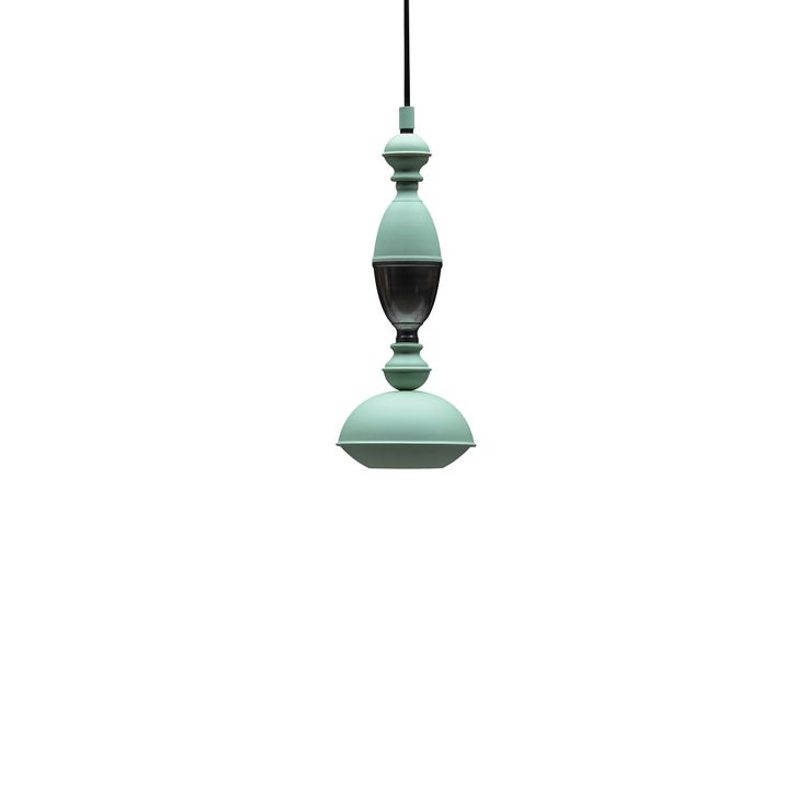BenBentype 2 - green / high chrome. By Jacco Maris Design.