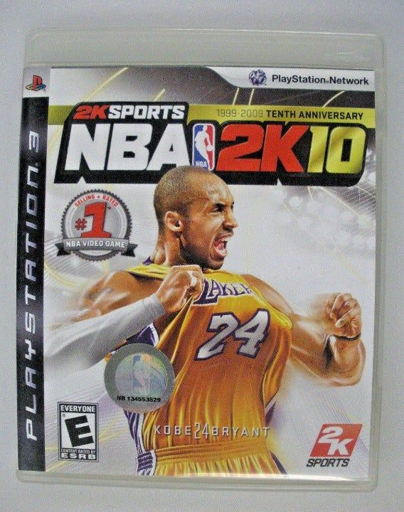 Nba 2k10 Sony Psp Learn More By Seeing The Picture Web Link This Is An Affiliate Link Christmasp Basketball Video Games Nba Video Games Xbox 360 Games