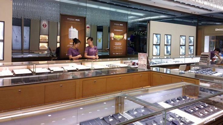 jewelry store interior design and Jewelry Showcases Supplier | China Jew...