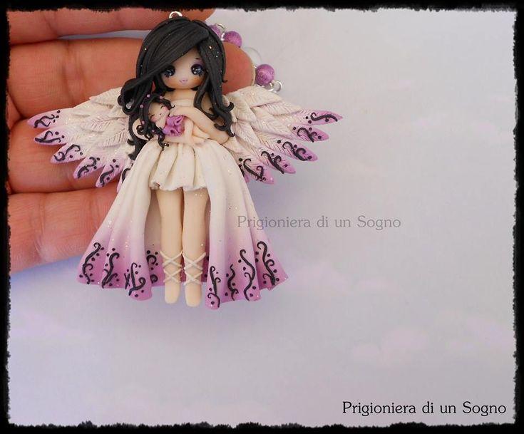 Angel protector of children by PrigionieradiunSogno on deviantART