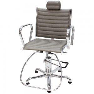 Cadeira Atenas Reclinavel Base Luxo