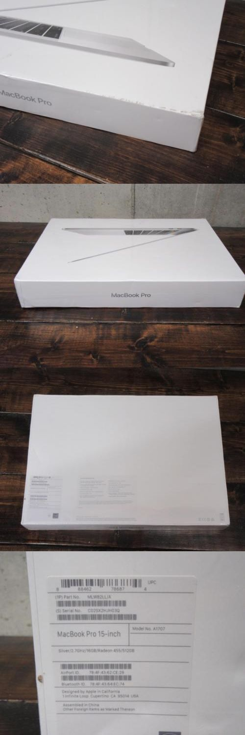 general for sale: New 2016 15 Retina Macbook Pro 2.7Ghz I7 / 16Gb Ram / 512Gb Ssd / Mlw82ll/A BUY IT NOW ONLY: $2499.0