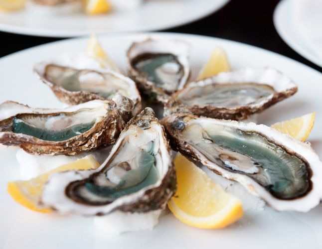 how to cook raw oysters without shell