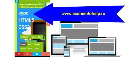 Шаблоны HTML купить  Доступно только тут www.essheinfohelp.ru