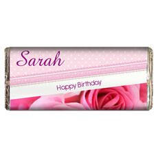 Personalised Chocolate Bar: Item number: 3324418923 Currency: GBP Price: GBP4.95