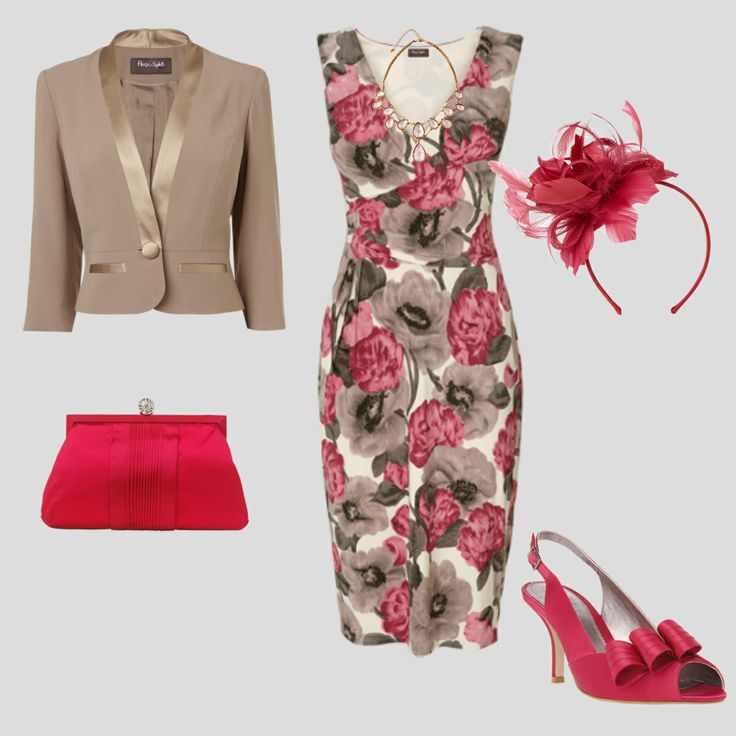 Simple  ucBLOGGER WEDDING GUEST OUTFIT