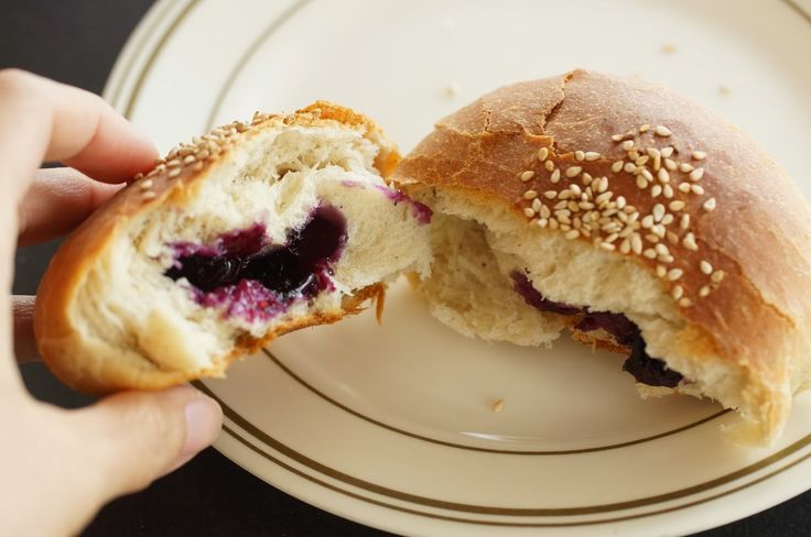 Journal of a nutritionist mom : Soft milk bun for baby