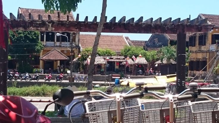 A quiet spot in Hoi An
