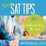 New SAT Essay Tips: Understanding the Test