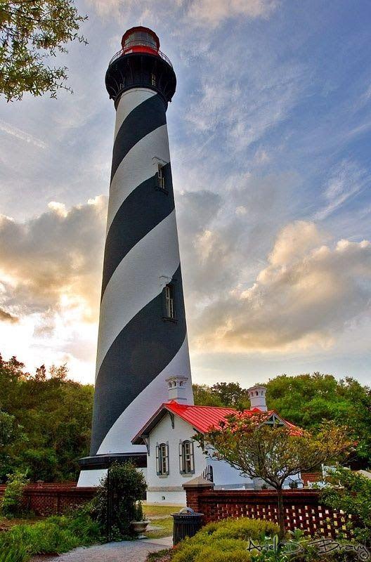 St. Augustine Lighthouse St. Augustine, FL,