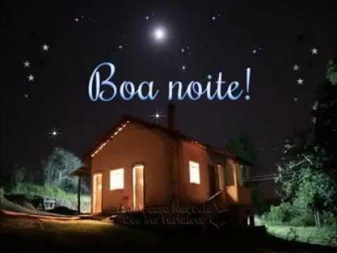 Boa noite carinhoso!
