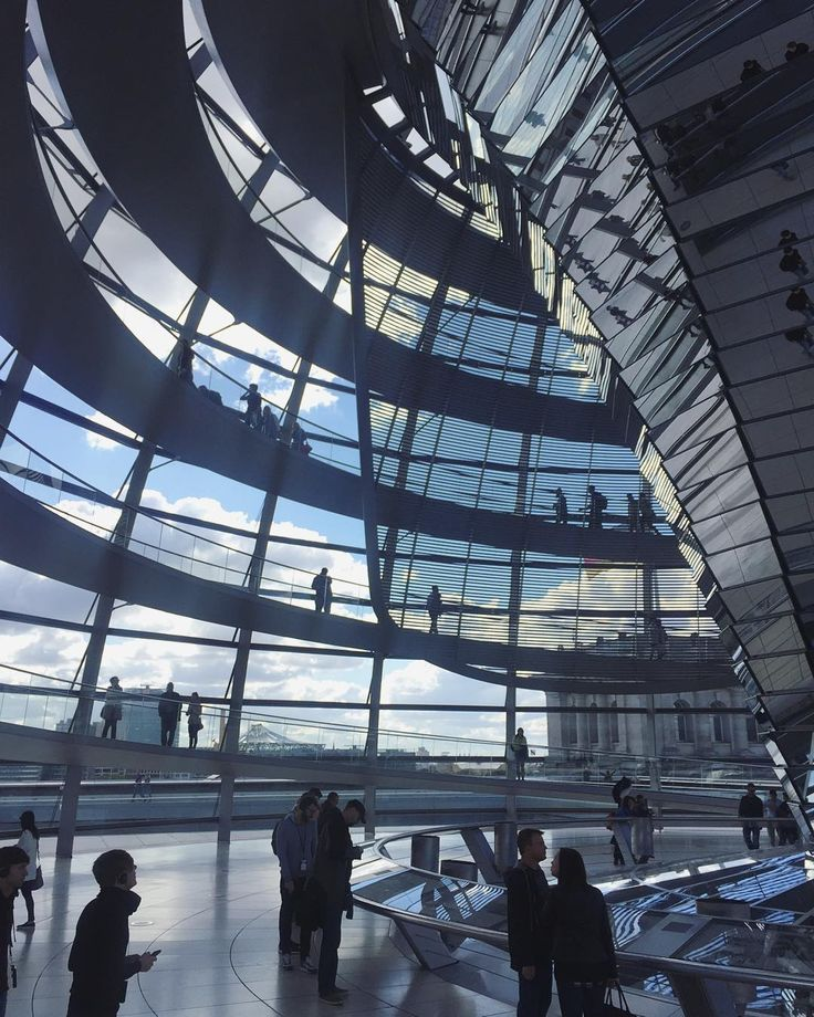 The Reichstag dome was insaaaaane! Side note: walked 16 miles in 2 days cannot feel feet #berlin #reichstag #reichstagsgebäude #architecture #architectureporn #modernarchitecture by morningdeparture
