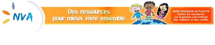 Centre de ressources sur la gestion non-violente des conflits