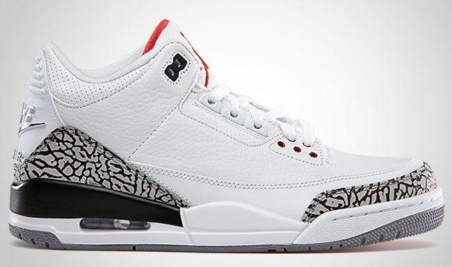 Releasing: Air Jordan 3 Retro '88