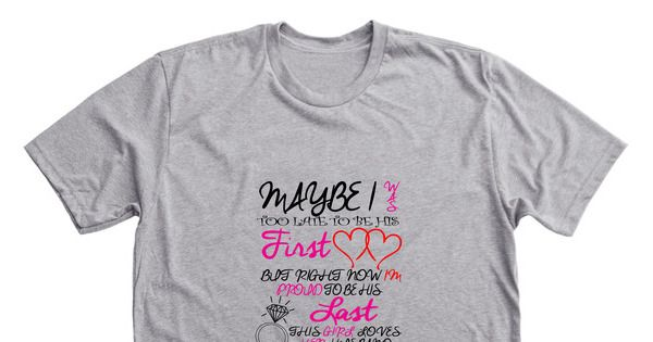 I Love My Husband - Grab your limited edition I Love My Husband merchandise before the campaign closes. Featuring Dark Heather Grey Premium Unisex Tees, professionally printed in the USA.