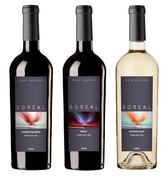 Boreal Gran Reserva, Wine