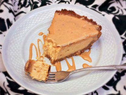 Cheesecake de Dulce de Leche - Que Rica Vida