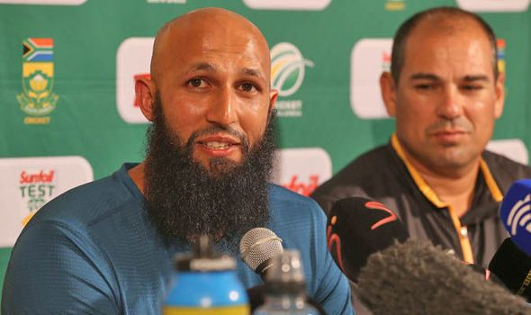 South Africa's Hashim Amla gives up captaincy after crazy second Test with England
