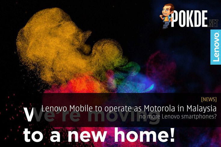 Lenovo Mobile Malaysia will be unified under Motorola Malaysia, which means all upcoming smartphones here from the Taiwanese giant in Malaysia will bear the famous M insignia moving forward.   Share this:   Facebook Twitter Google Tumblr LinkedIn Reddit Pinterest Pocket WhatsApp Telegram Skype Email Print