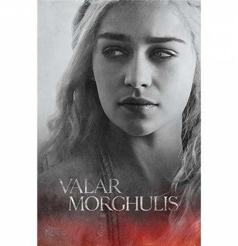Prezzi e Sconti: #Game of thrones daenerys (poster maxi Serie tv  ad Euro 3.75 in #Il trono di spade game of thrones #Serie tv