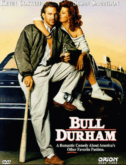 Bull Durham | Baseball Movies | Pinterest