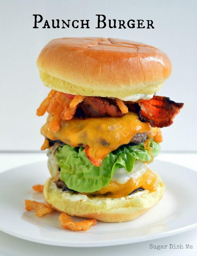 Paunch Burger FoodBlogs.com