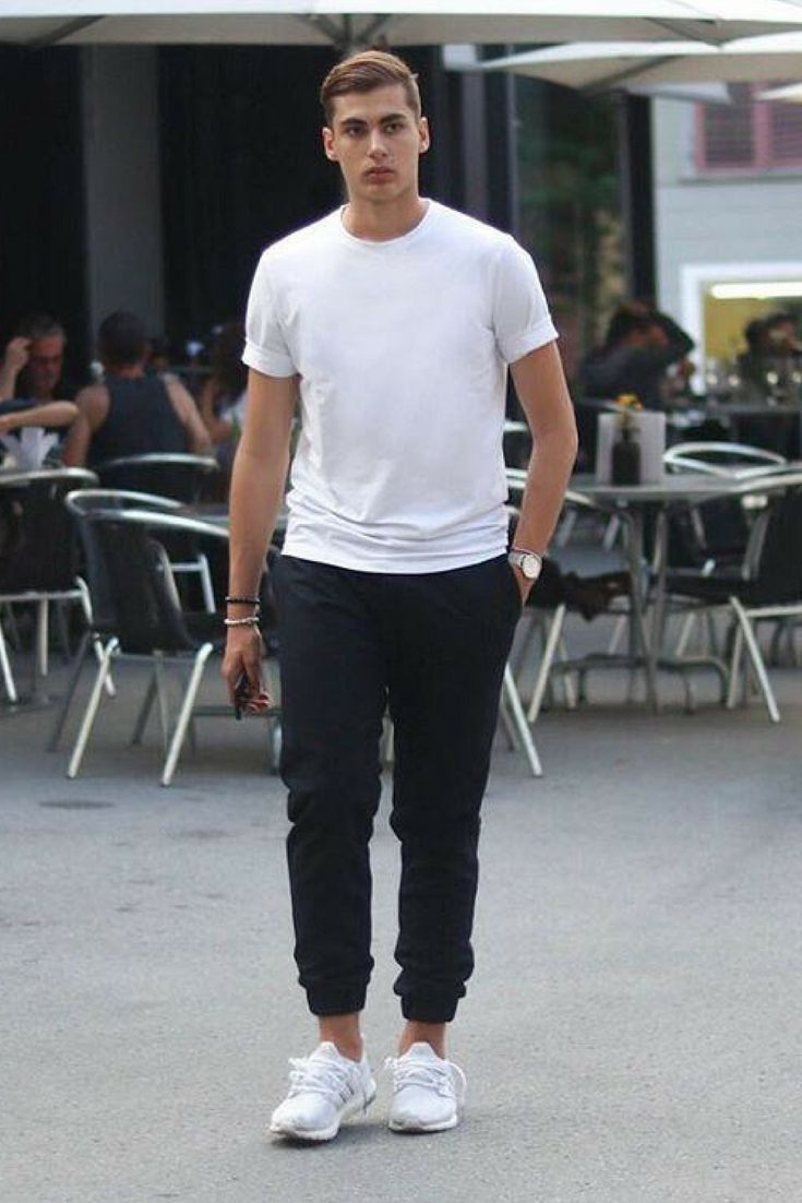 7 Simple Casual Outfits For Guys