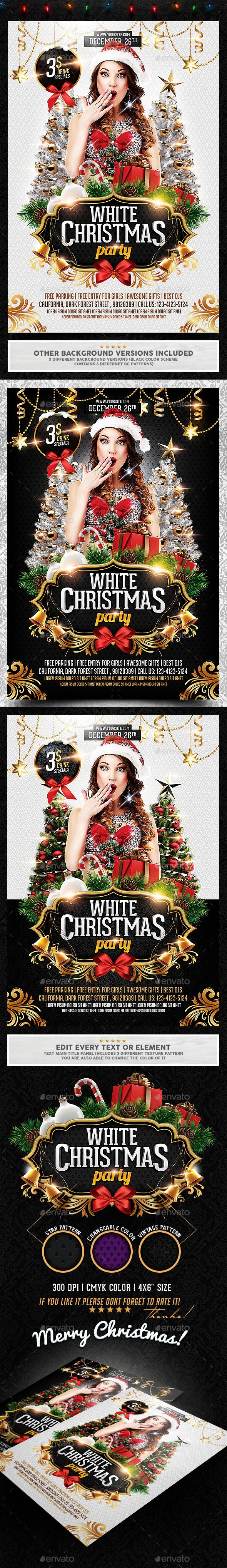 best images about merry christmas flyer template white christmas party flyer template psd design xmas