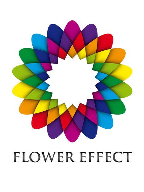 Reader Tutorial: Geometric Flower Effect Logo in Illustrator | Abduzeedo | Graphic Design Inspiration and Photoshop Tutorials