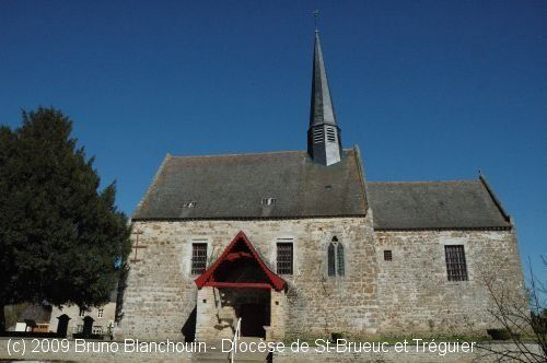 Église Ste-Agnès, à Tréfumel.