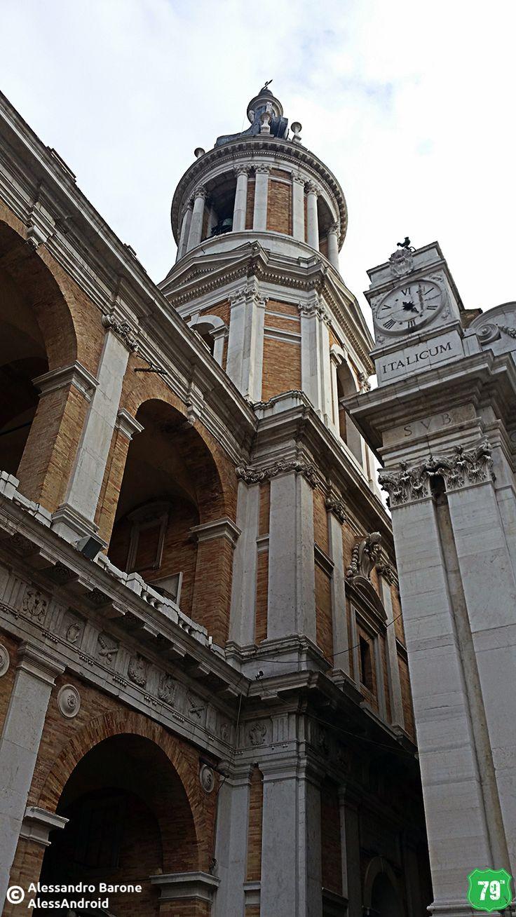 Campanile #Loreto #Marche #Italia #Italy #Viaggiare #Viaggio #EIlViaggioContinua #AlwaysOnTheRoad