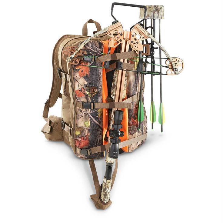 Guide Gear Crossbow Backpack - 663492, Hunting Backpacks at Sportsman's Guide