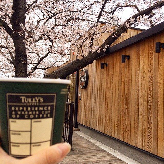 桜を見ながらコーヒーを♡桜が見える都内のお花見カフェ7選 - Locari(ロカリ)