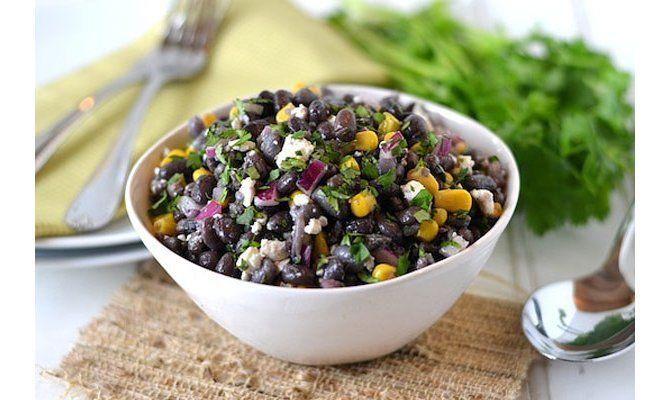 Black Bean Corn Salad Recipe | The Daily Meal