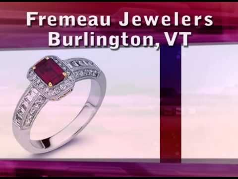Jewelry Stores Burlington VT | Jewelry Fremeau Jewelers You should wait no longer than to visit the only fine jewelry store you need to Fremeau Jewelers. Drop by 78 Church Street, Burlington VT 05401