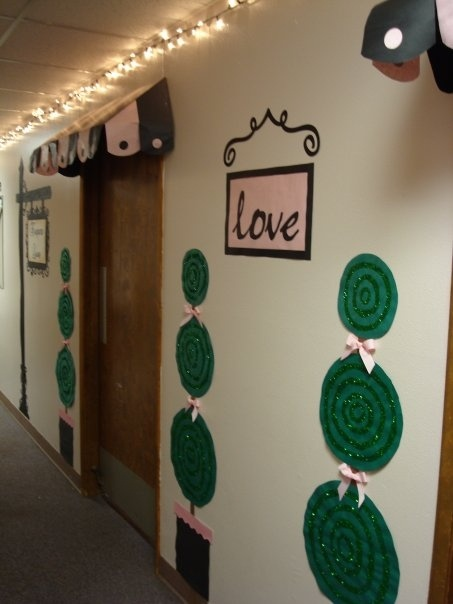 Keepers Lane - dorm hall (ra bulletin board residence hall ...