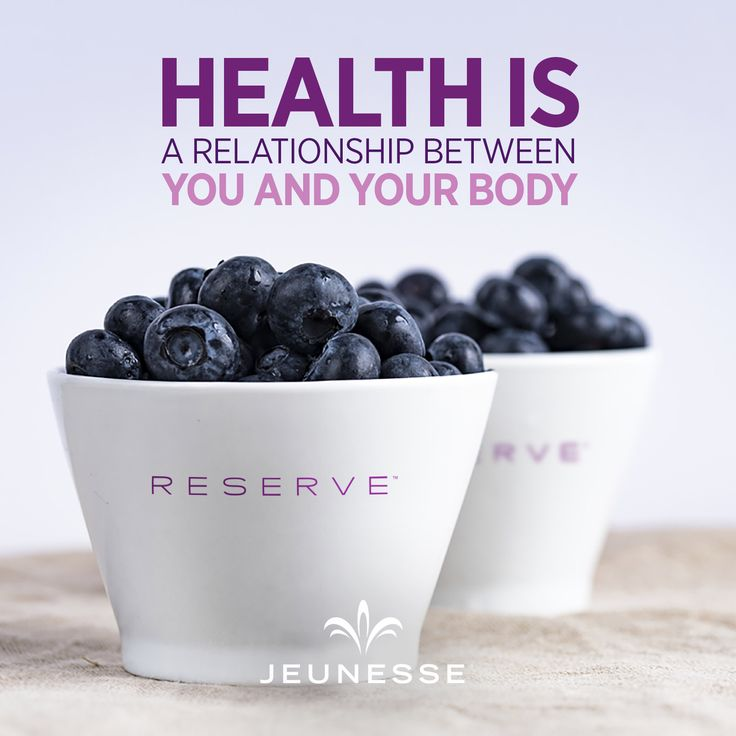 Health is a relationship between you and your body. -