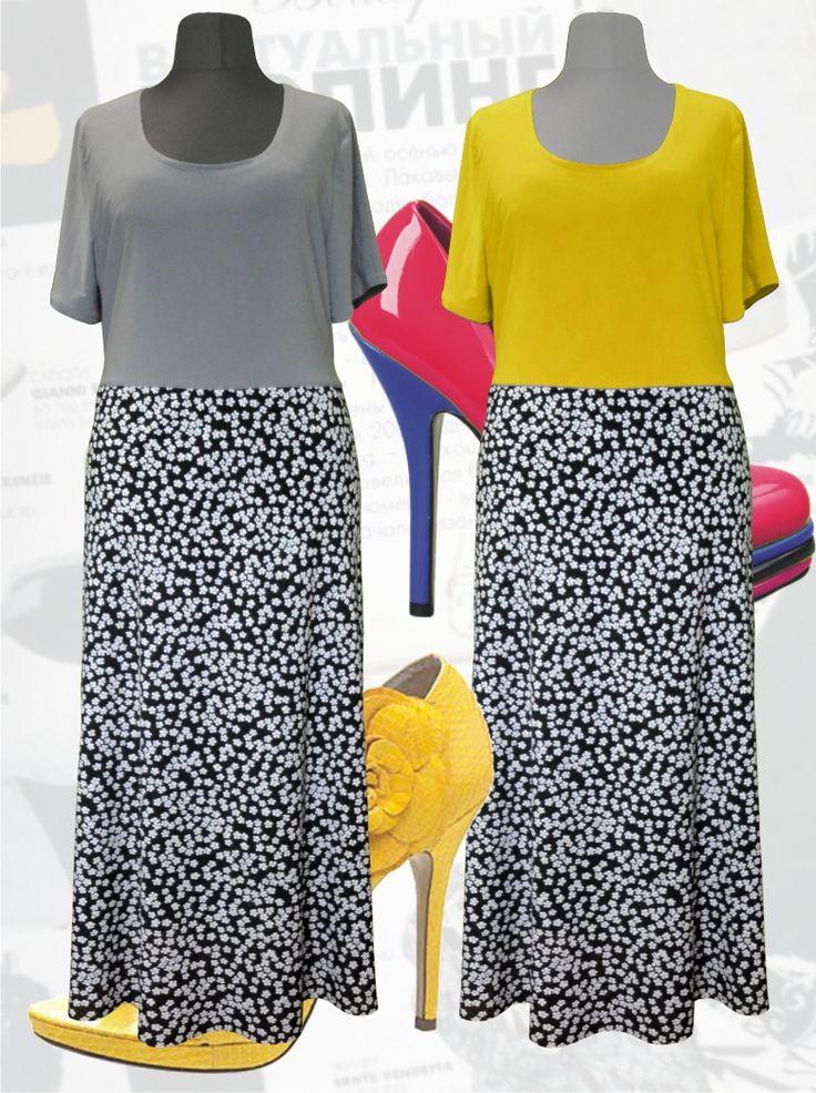 35$ Летнее платье в пол для полных женщин с трапециевидной юбкой в мелкий цветочек Артикул 628, р50-64 Платья больших размеров  Платья свободного кроя больших размеров Платья в мелкий цветочек больших размеров  Платья в пол больших размеров  Летние платья больших размеров Платья макси больших размеров  Платья в мелкий цветочек больших размеров Шифоновые платья больших размеров  Длинные платья больших размеров  Платья свободные больших размеров  Стильные платья больших размеров