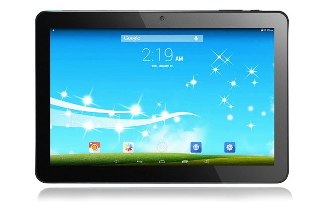 "Tablet Creev Q1000 10,1"" 16GB Μαύρο Android 4.4 με 144.00€ 