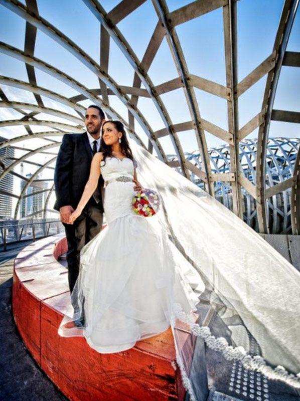 Melbourne wedding photography location