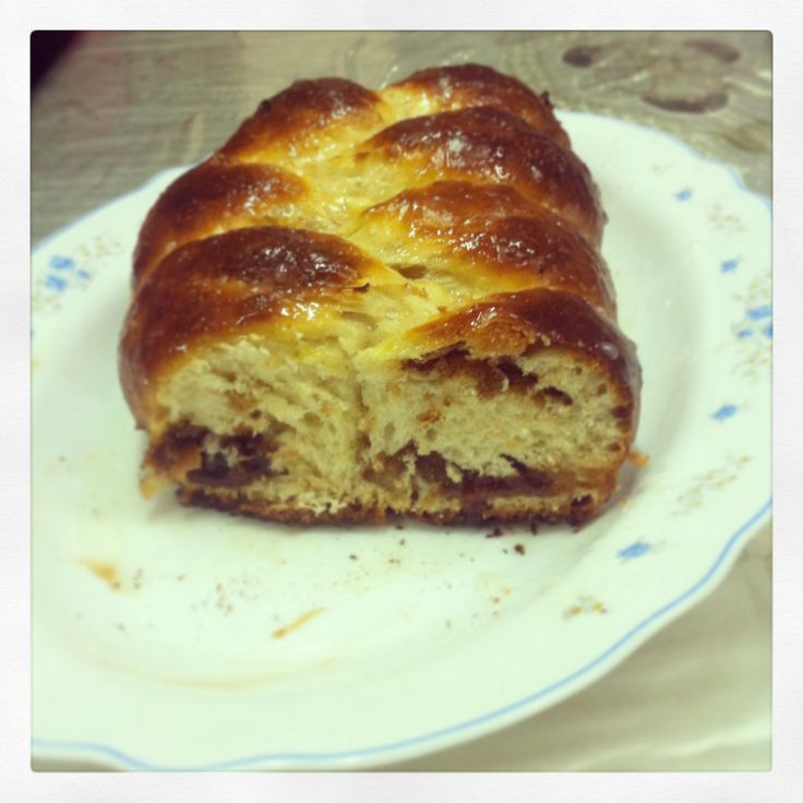 Cinammon Raisins Bread