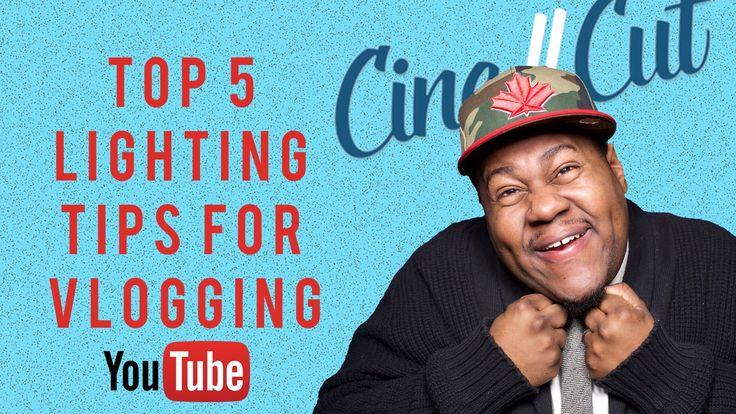 Lighting Tips For Vlog + Blog | Vlog | Cine // Cut #6