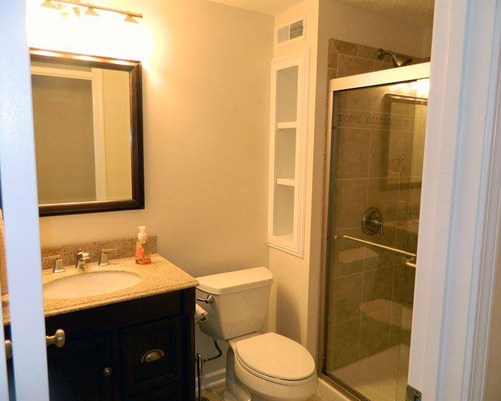 84 best basement bathroom images on pinterest bathroom for Bathroom remodeling leads