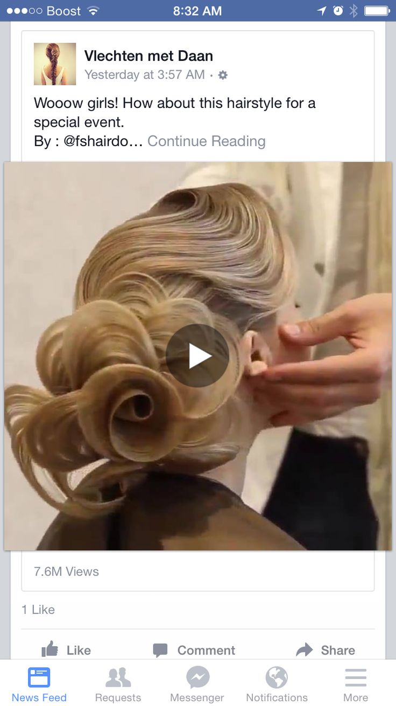 Christina ferrare hairstyle products used - Https Www Facebook Com Vlechten Met Daan